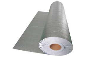 Reflective Foam Thermal Foil Insulation Radiant Barrier 4 X 50 Ft Roll