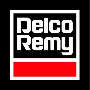 Delco Remy 93584 Starter Refrigeration