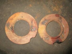 Farmall International 300 350 400 450 Front Wheel Weights