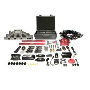Fast Fuel Injection System Kit 3035351 05e Ez Efi Multi Port For Ford 351w Sbf