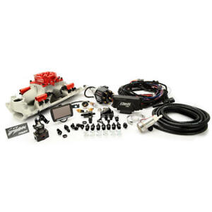 Fast Fuel Injection System Kit 30411 10t Ez efi 2 0 Multi port For Chevy Bbc
