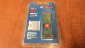 Bosch Glm 15 50 Ft Laser Measure Brand New Free Shipping