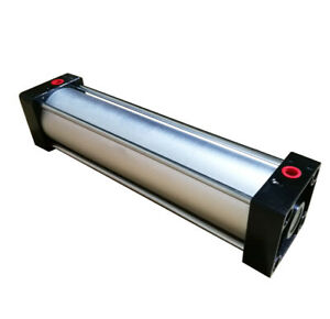 Hot Air Cylinder Pneumatic Standard Cylinder Sc 80 X 300 Bore 3 Stroke 12