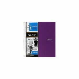 Mead Notebook 5 subject College ruled Pack Of 9