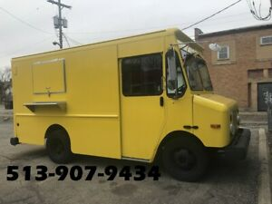 Food Truck Equipped W Commercial Nsf Restaurant Equipment Send Best Offer