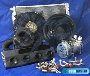 New A C Kit Universal Under Dash Evaporator Kit Air Conditioner 12v 450a 000lr B