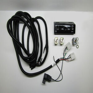 Aftermarket Snow Plow Toggle Switch Control Wiring Kit Angle Lift And Light