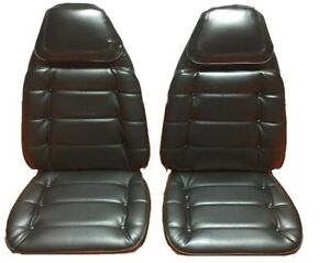 1972 73 Dodge Charger Se Plymouth Road Runner Sat Bucket Seat Covers