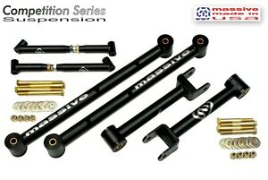Mss Control Arms Brace Upper Lower Trailing 64 67 Gm A Body Kit Competition