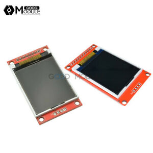 8 11pin 1 8 Inch Lcd Display Module 128x160 Tft Sd Card Stm32 St7735 Avr Pic Arm