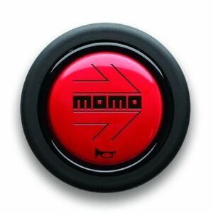 Listing Momo Steering Wheel Horn Button Red Hb 04 61362