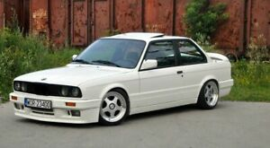 M Tech Ii Side Skirts For Bmw E30 Sedan Touring Coupe Sideskirt Flaps Add On