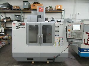Haas Vf 2 30 000 Rpm Cnc Vertical Machining Center