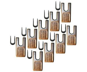 9 Replacement Auger Teeth 35 Size For Cs Ag Aggressor Augers