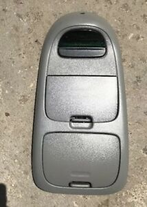2000 03 Ford F150 Overhead Console Digital Compass Temperature Display Gray 1
