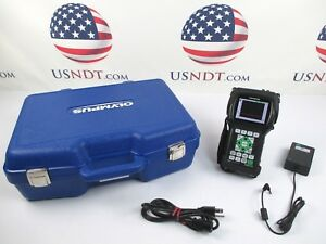Olympus Epoch Ltc Rail Scan Ultrasonic Flaw Detector Ndt Sonatest Ge Inspections