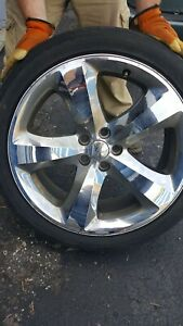 2 20 Dodge Charger Rims Rare Item