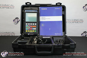 Olympus Epoch Lt Ultra Portable Ultrasonic Flaw Detector Loaded With All Options