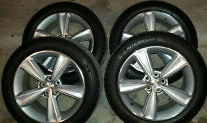 17 Chevrolet Cruze Wheels Rims Tires Gm Oem Michelin Chevy Cruze Sonic Trax Volt