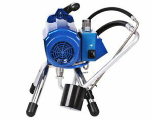 Electric Airless Paint Sprayer paint Tools chrome Paint paint Machine A