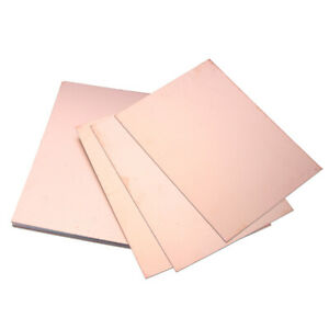 10pcs 15x20cm Double sided Copper Pcb Board Fr4 Fiberglass Board