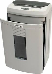 Boxis Af110 Full Autoshred 110 Sheet Micro Cut Paper Shredder Office Desk Card