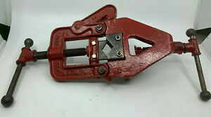 Reed No 90 Bench Pipe Vise