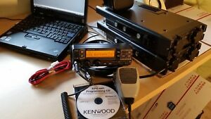 Kenwood Tk 690h K3 110w 6meter 40 50mhz 160channel W Remote Complete