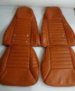 Nissan Datsun 240z Replacement Synthetic Leather Seat Cover 1969 1979
