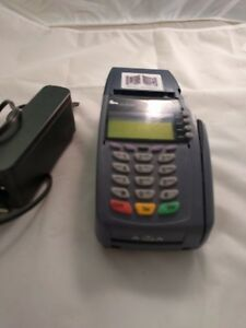 Vefifone Vx510 Dual Com Credit Card Terminal With Smart Card Reader