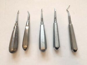 Huge Lot Of 31 Misc Dental Instruments
