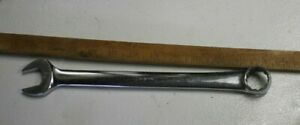 Snap On Tools Oex28 7 8 Combo Wrench Old Logo Made In Usa