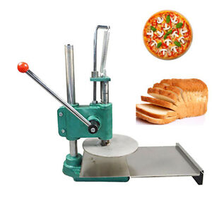 Pizza Dough Pastry Manual Press Machine Roller Sheeter Pasta Maker Usa Ups
