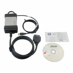 Latest Version Obd2 Obdii Scanner Auto Diagnostic Tool For Volvo Vida Dice 2014d