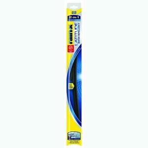 Rain X 22 Inches 5079279 2 Latitude 2 In 1 Water Repellency Wiper Blade New