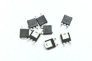 130 X Onsemiconductor Transistor Td2955e Mosfet P ch D pak Xtr Short Legs 11131