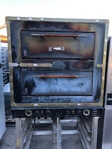 Morice Commercial Electric Pizza Oven