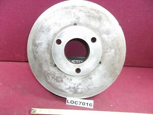 D1 6 D16 Lathe Mounting Plate O d 10 Loc7016