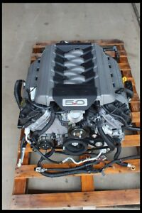 2015 2017 435hp Ford Mustang Gt Coyote Gen 2 5 0 Engine 32v Foxmod Restomod