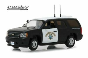 2012 Chevy Tahoe Greenlight 86098 143 Scale Diecast Car