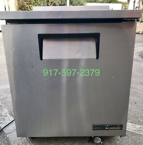 True Twt 27f Worktop Freezer 1 Door 6 5 Cu Ft Right Hinged Mfg 2016
