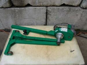 Greenlee Ut2 115 V 2000 Lbs Portable Wire Cable Tugger Puller New Condition