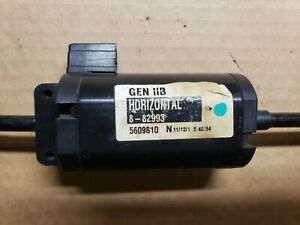 02 05 Dodge Ram Driver Power Seat Horizontal Motor For Extended Cab Truck 2