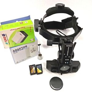Rechargeable Indirect Ophthalmoscope With Accessories Free Shipping