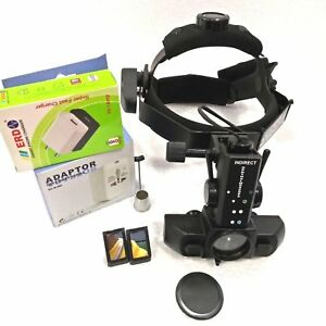 Free Shipping Wireless Indirect Ophthalmoscope Rechargeable With Accessories