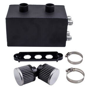 For Honda Civic Acura Integra 10an 4 Port Pro Series Oil Catch Can Breather