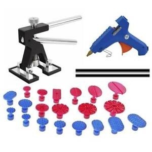 Auto Paintless Dent Repair Tool Dent Removal Dent Puller Tabs Dent Lifter Kit