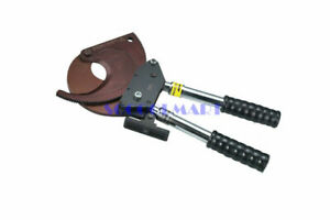 J95 Adjustable Handles Ratchet Cable Cutter For Cu al Armored Cable And Copper