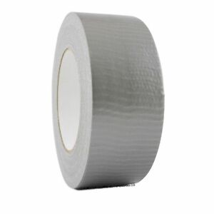 1 Roll Silver Duct Tape 2 X 60 Yd Utility Grade Cloth Duct Tape Free Shipping