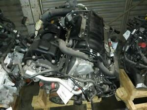 Engine Motor 4 8l Automatic Transmission Fits 06 10 Bmw 550i 215278
